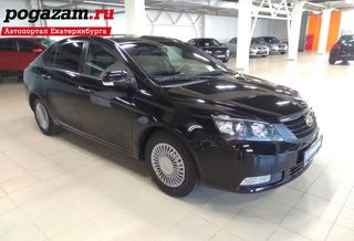 Geely Emgrand EC7, Седан 2014